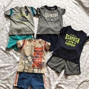 Oshkosh b'Gosh Toddler Boys sets